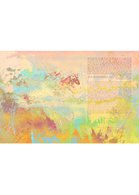 Ketubah by  Tinak,Dream Reflection