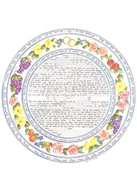 Ketubah by Laya Crust,Harvest