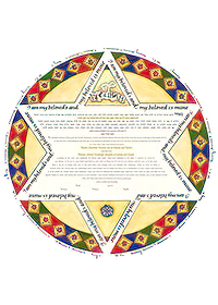 Ketubah by Marion Zimmer,Roman Star