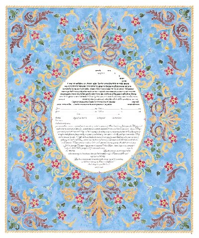 Ketubah by Amy Fagin,Sweet Shelter