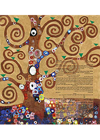 Ketubah by Stephanie Adler,Tree of Life
